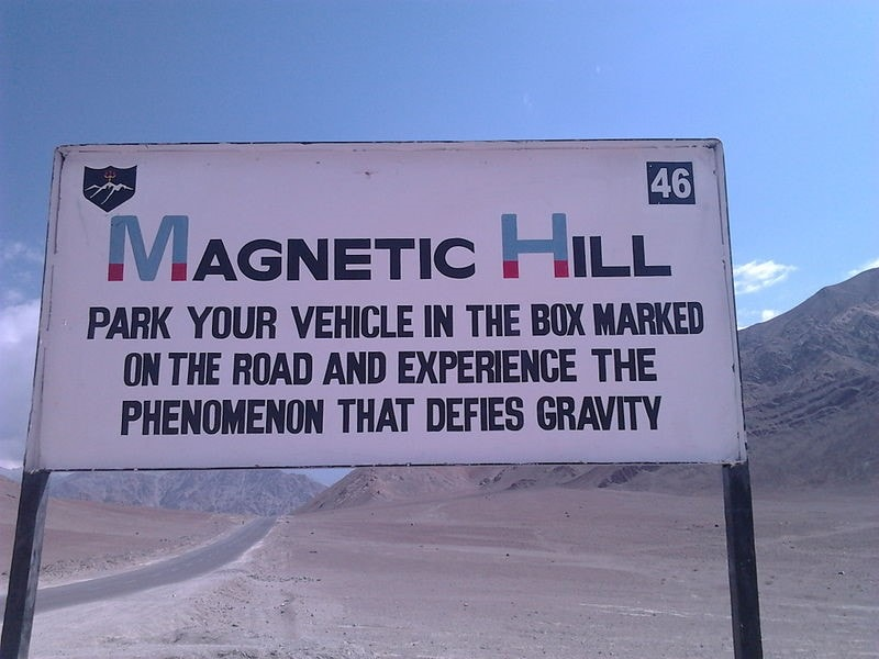 Magnetic Hill