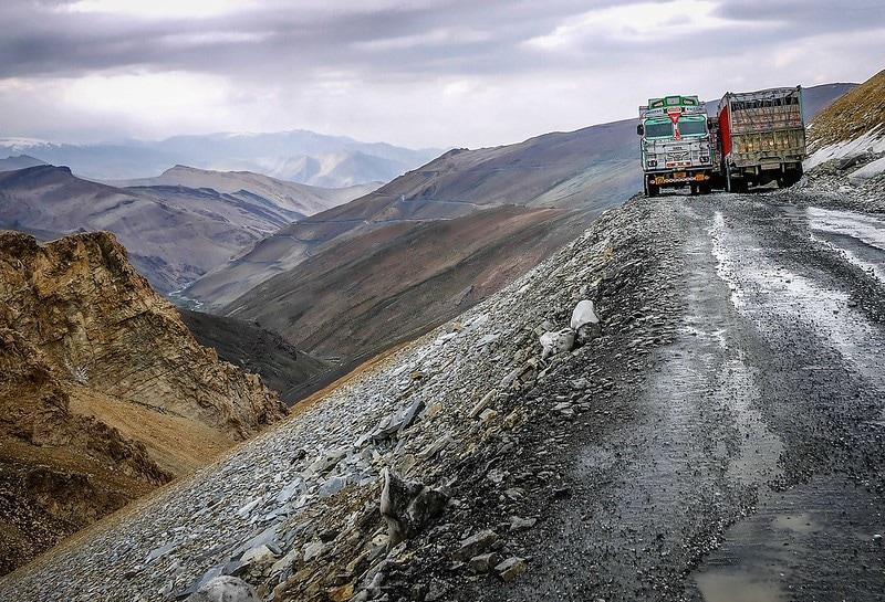Taglang La Mountain Pass