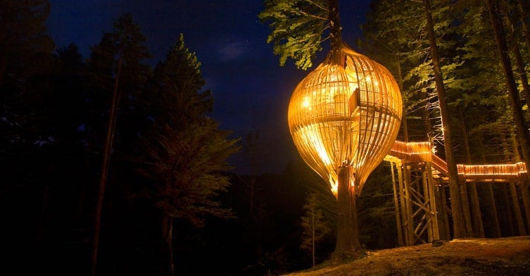 The Redwoods Treehouse, Auckland, New Zealand