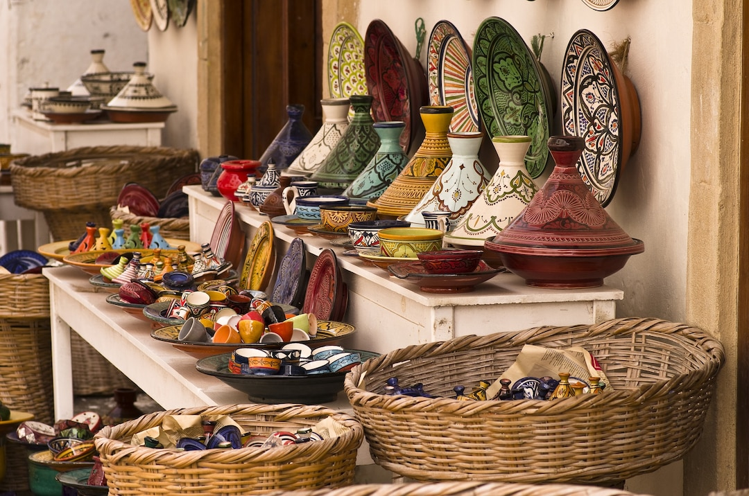 The Lively: Shop at Traditional Souks