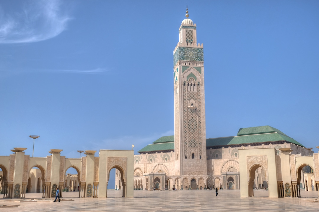 The Spiritual: Visit the Famous Mosques