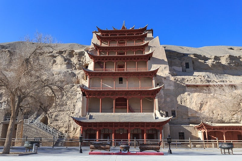 Check Out Ancient Art at Mogao Grottoes