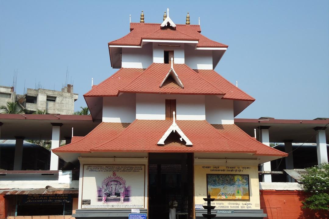 Guruvayur Temple 1