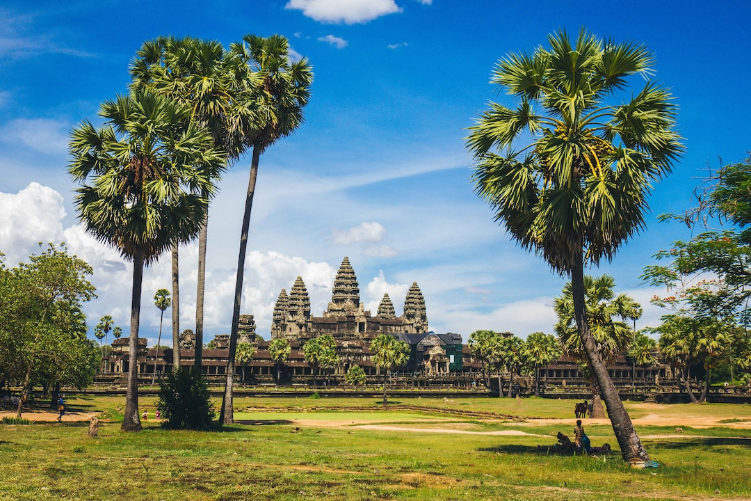Angkor Wat – The Largest Temple
