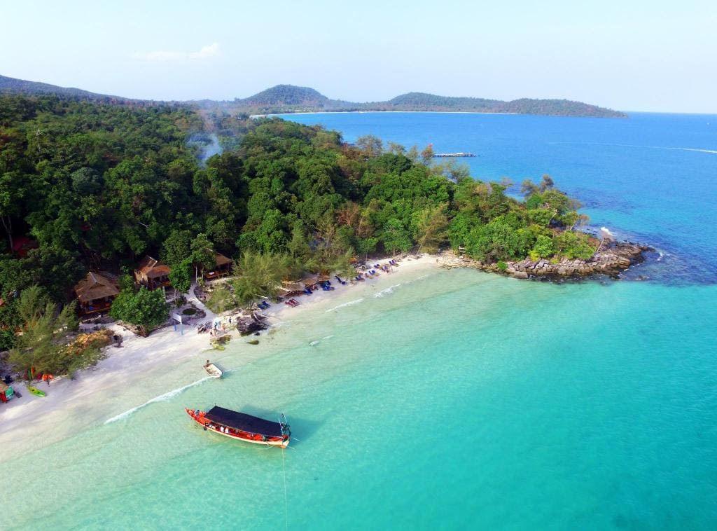 Koh Rong – An Island that Glows in the Dark