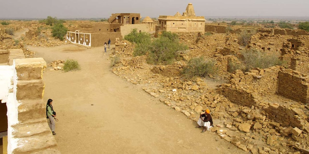 Kuldhara Village in India