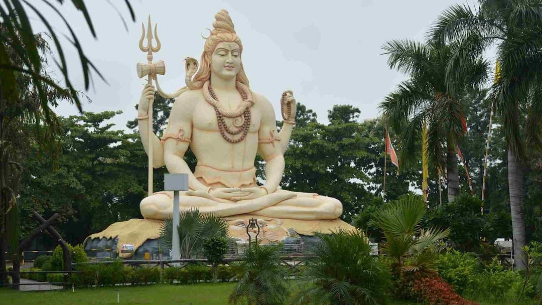 Lord Shiva Statue Kachnar City