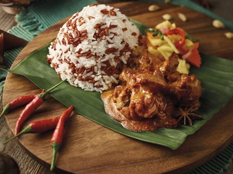 The Authentic Nasi Dagang At Pak Malau