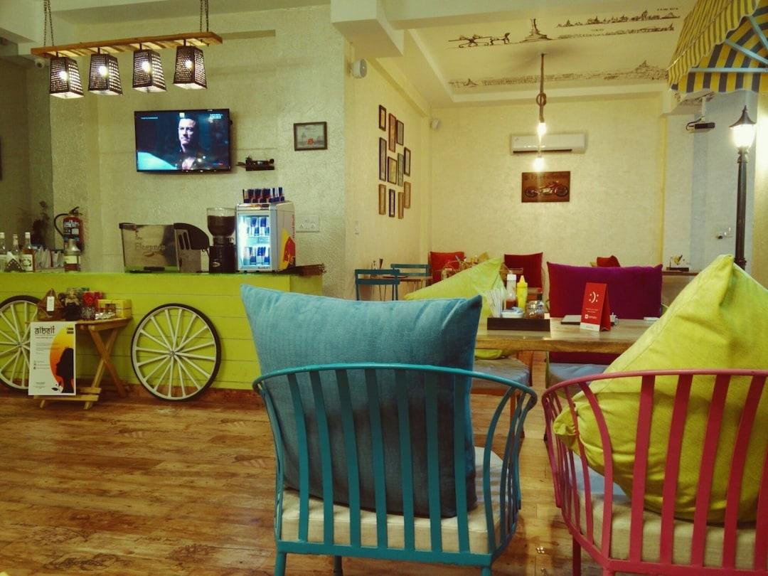 Go millennial with the Urban Hub Café