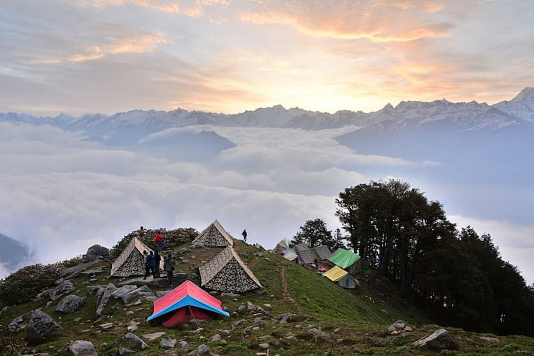 When the Mountains Come Calling – Trekking and Camping in Manali