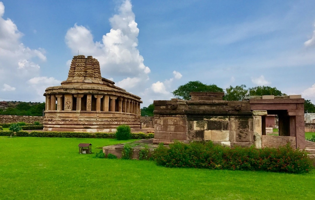 Badami, Aihole, and Pattadakal