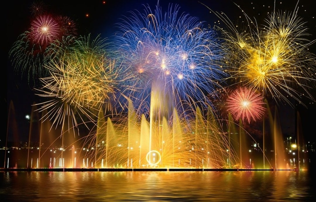 10 Must-Visit Places for New Year 2020 Celebrations