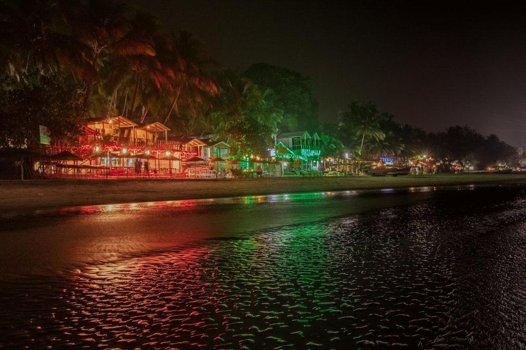 Top 10 Places to Celebrate New Year 2020 Party in Goa