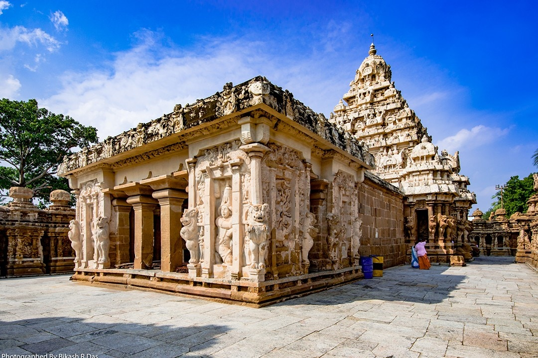 Top Sightseeing Places to Visit in Kanchipuram