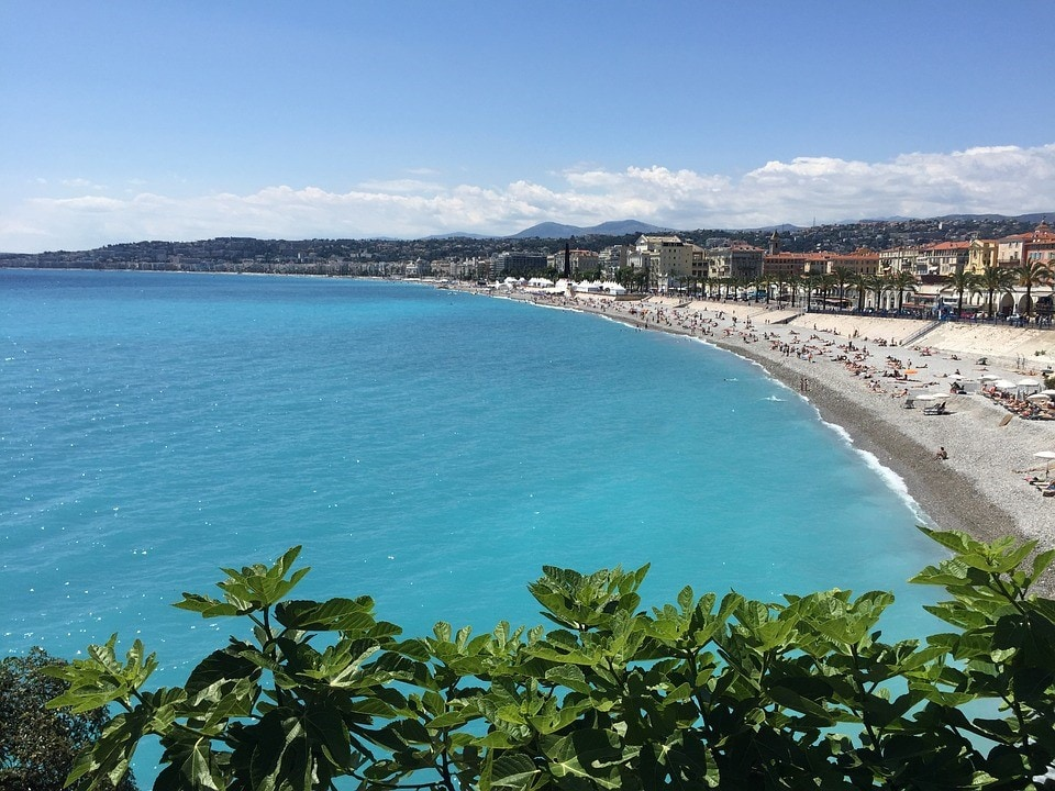 Laze Around on the Beaches of France
