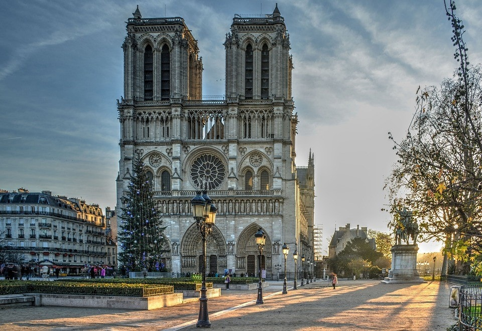 Marvel at the Churches of France