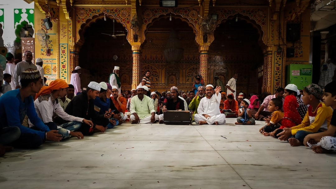 The Festival of Urs in Ajmer: Experience the magic of live Qawwali