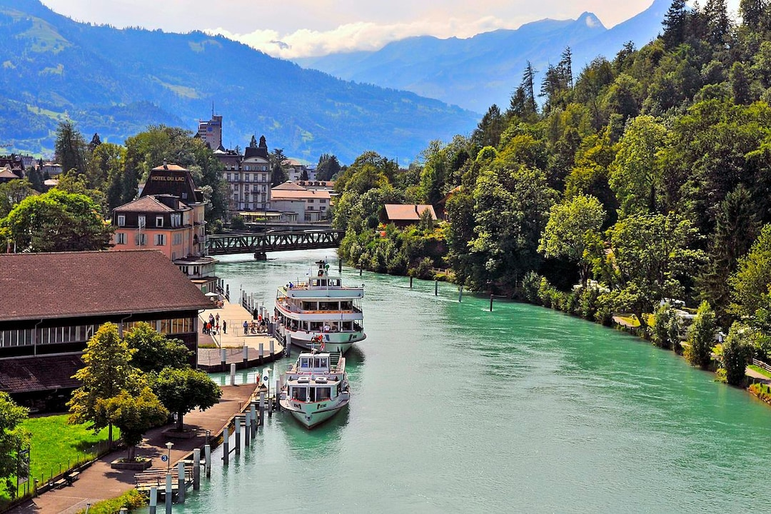 The Swiss Treasure: Interlaken and Its Top Accommodations