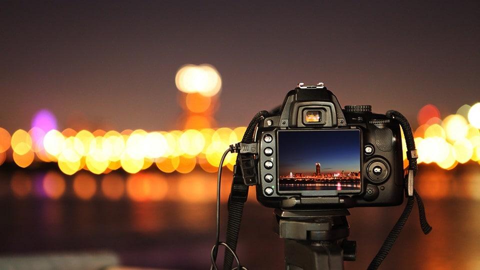 Take a Photography Class