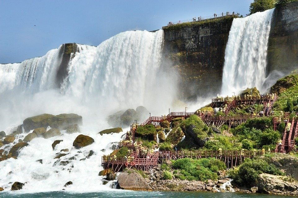 The Treasures of Niagara Falls