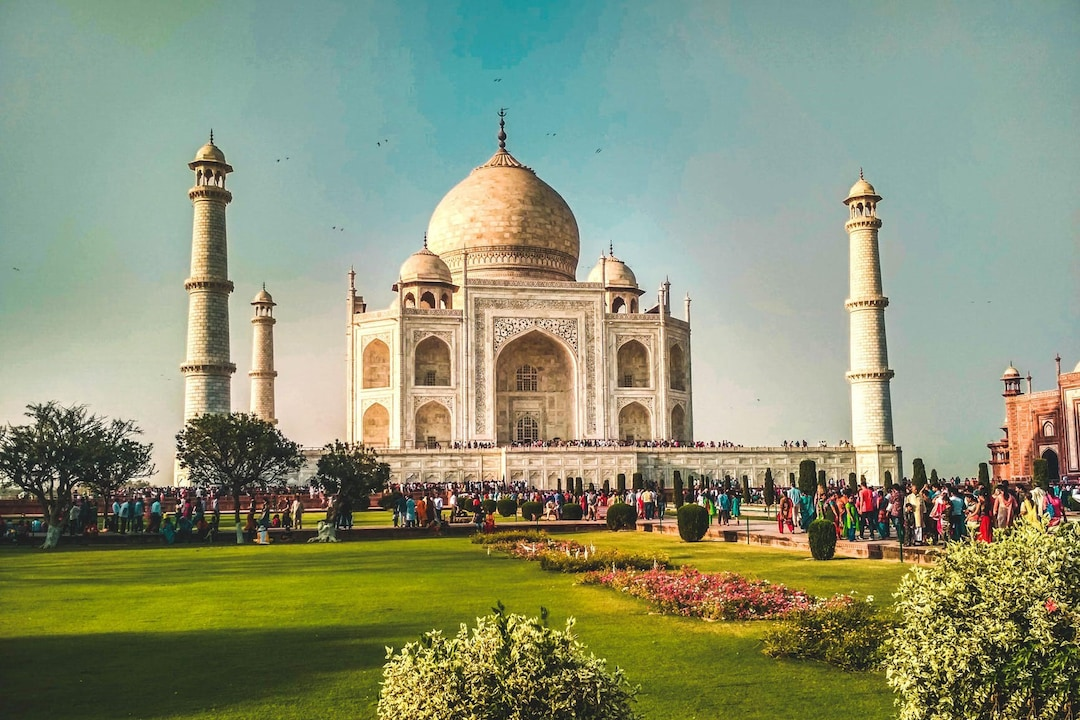 Destination Wedding In Agra: Your Grand Wedding In The City Of The Taj