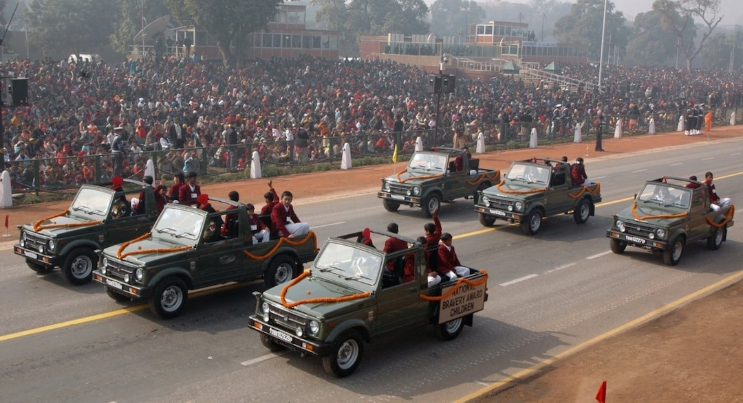 How is Republic Day Celebrated?