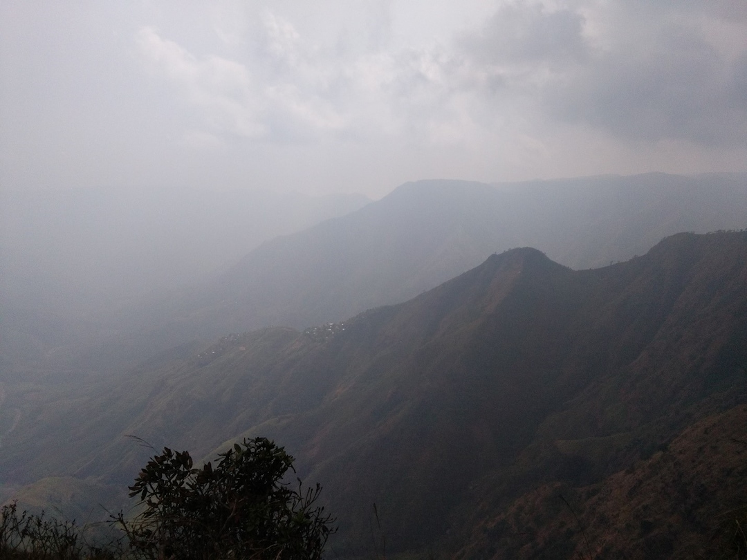 Laitlum Canyons
