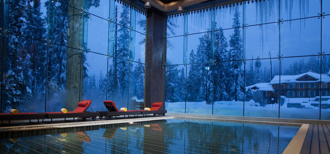 The Khyber Himalayan Resort – Gulmarg, Kashmir