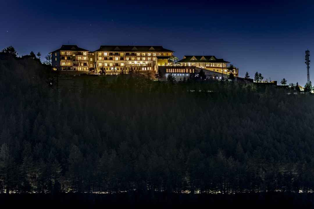 The Taj Theog Resort and Spa – Shimla