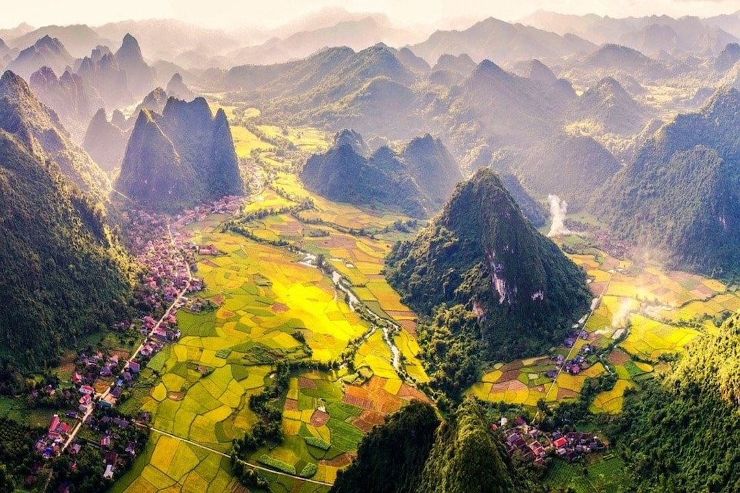 Most Serene Places to Visit in Vietnam
