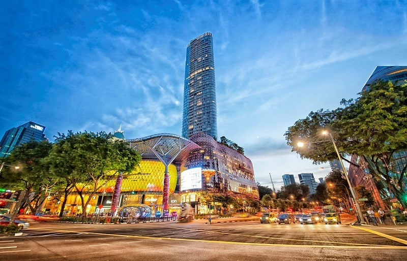 Tread in Style at the Orchard Road