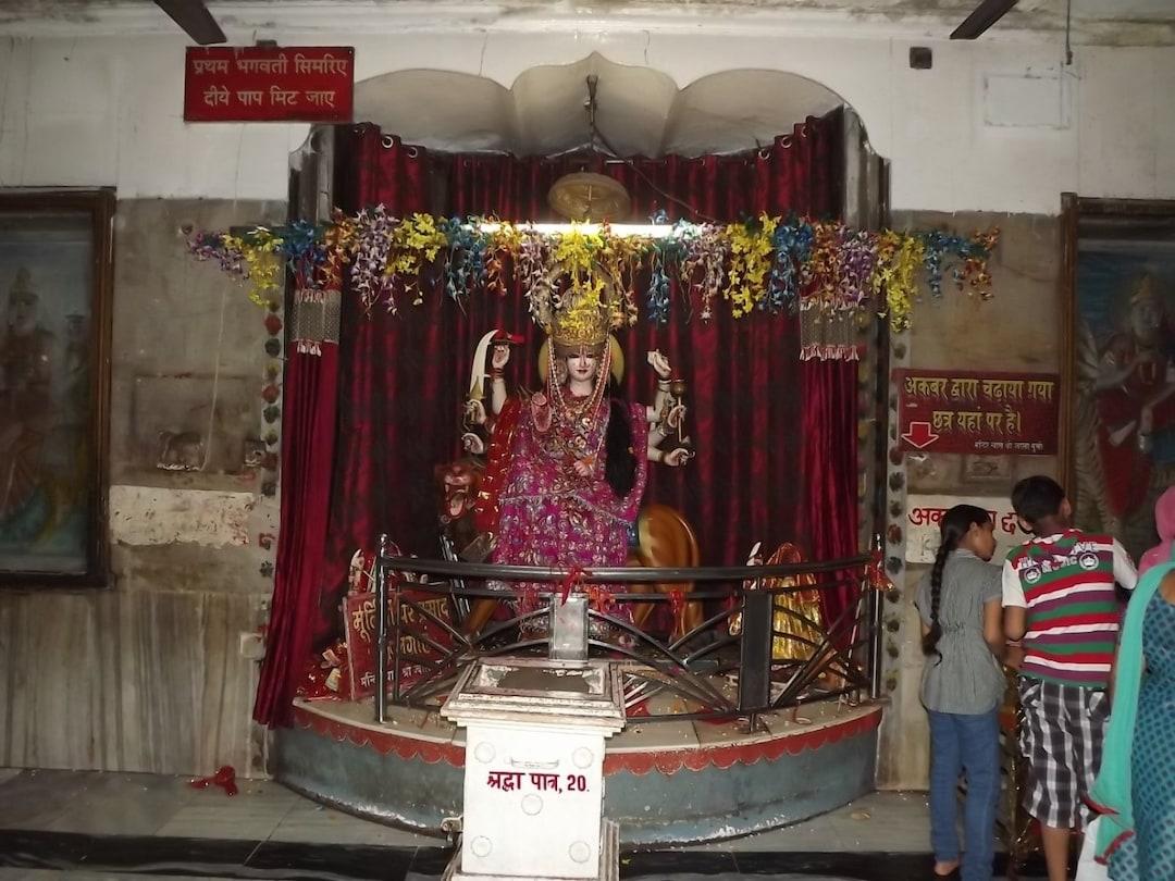 Jwala Devi Temple - Kangra