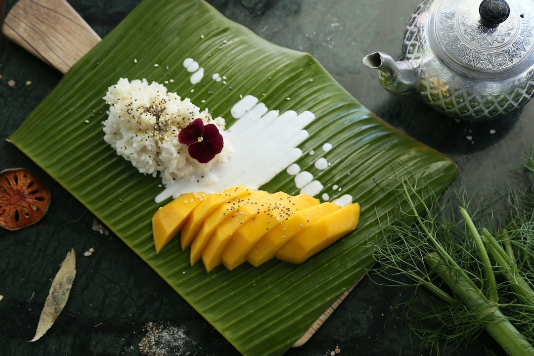 Please your Sweet Tooth with Khao Niao Mamuang