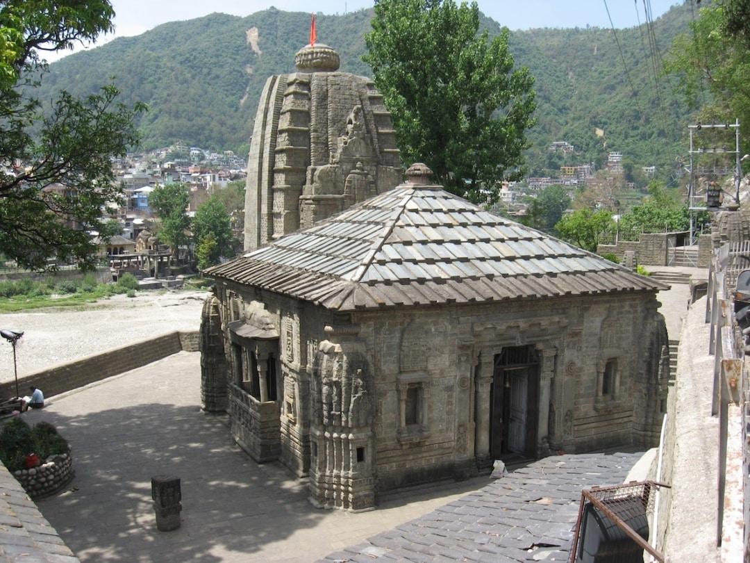 Triloknath Temple - Mandi