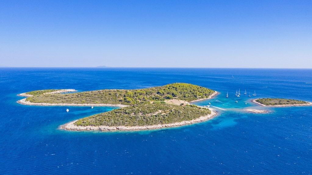 Budikovac Island