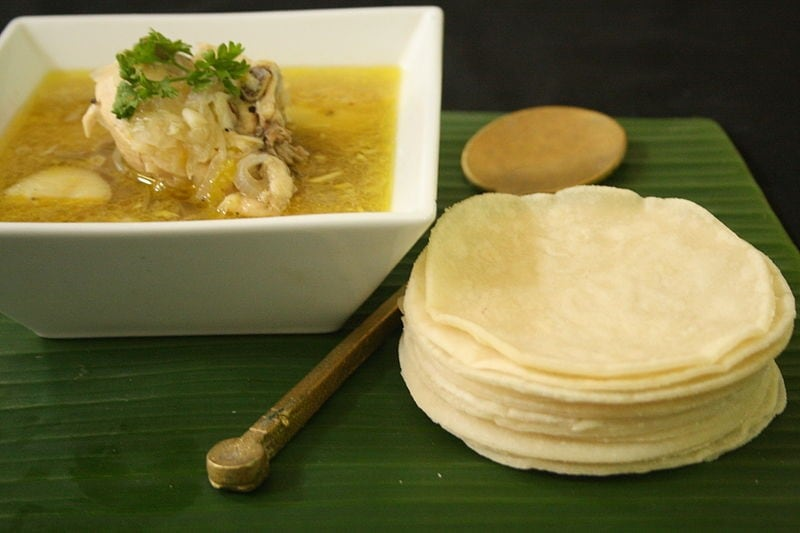 Devour A Stack Of Pathiri With Curry