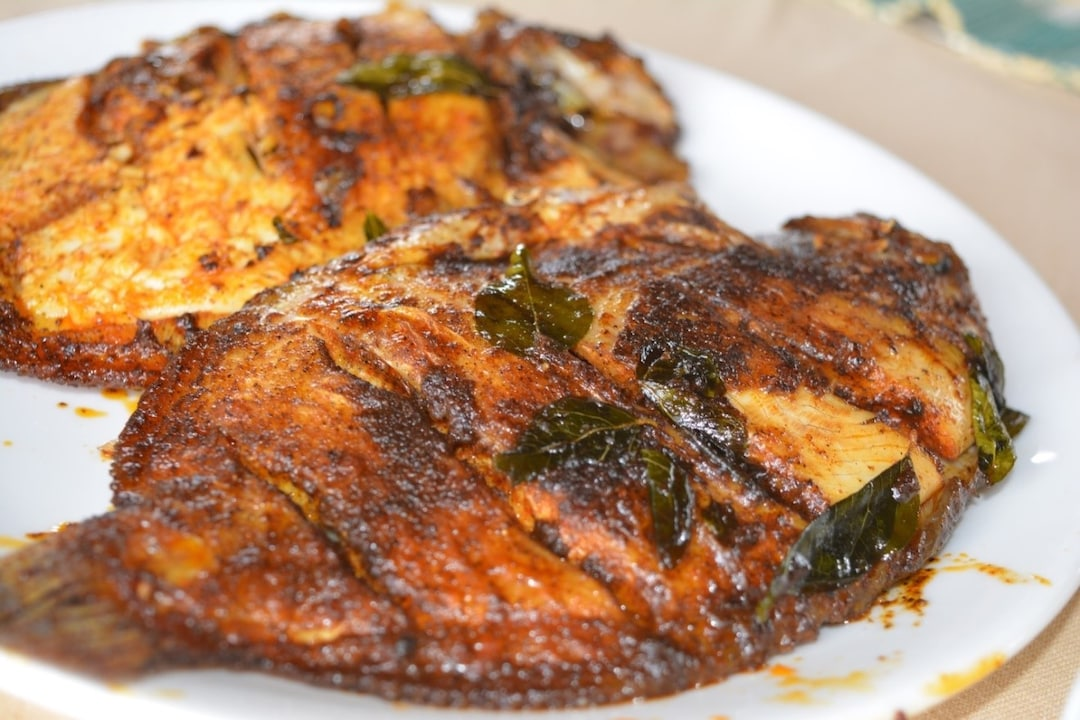 Drown In The Flavours Of Karimeen Pollichathu