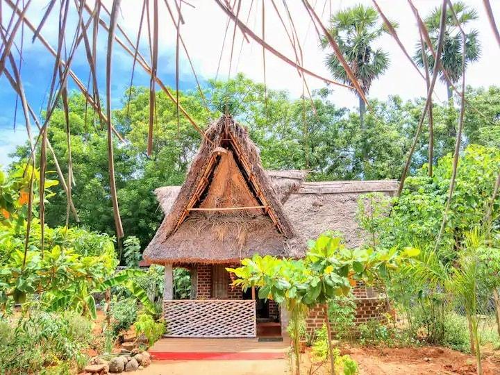 Keeth House Auroville