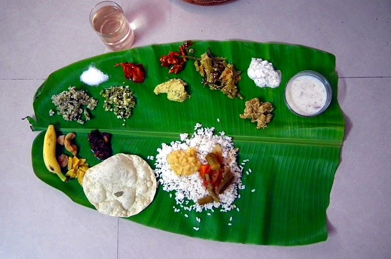 Relish A Banquet Of Traditional Dishes In One Meal