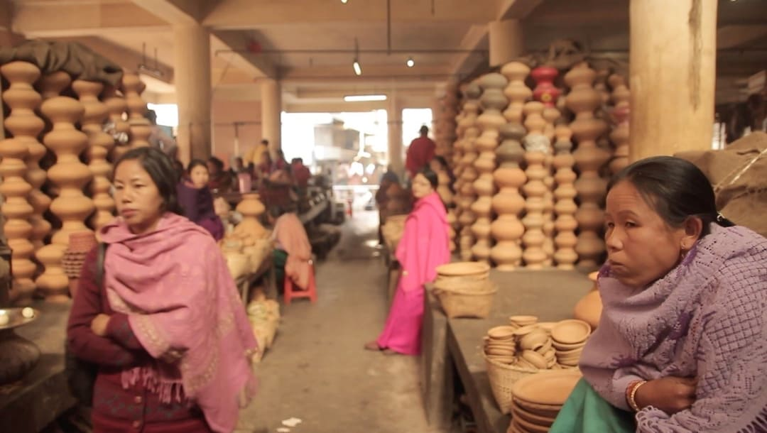 Shop At Asia's Largest Female Run Market