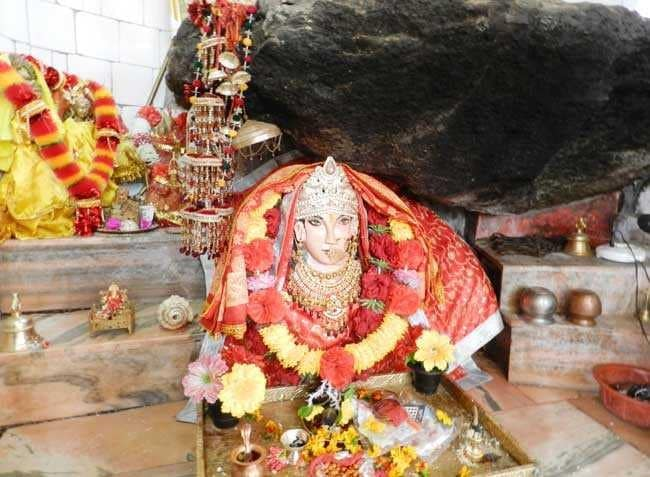Shri Kunal Pathri Devi Temple