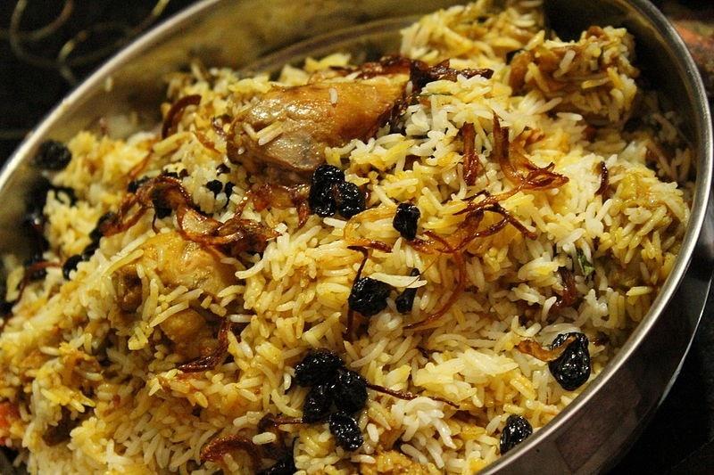 Treat Your Taste Buds With Malabar Biriyani