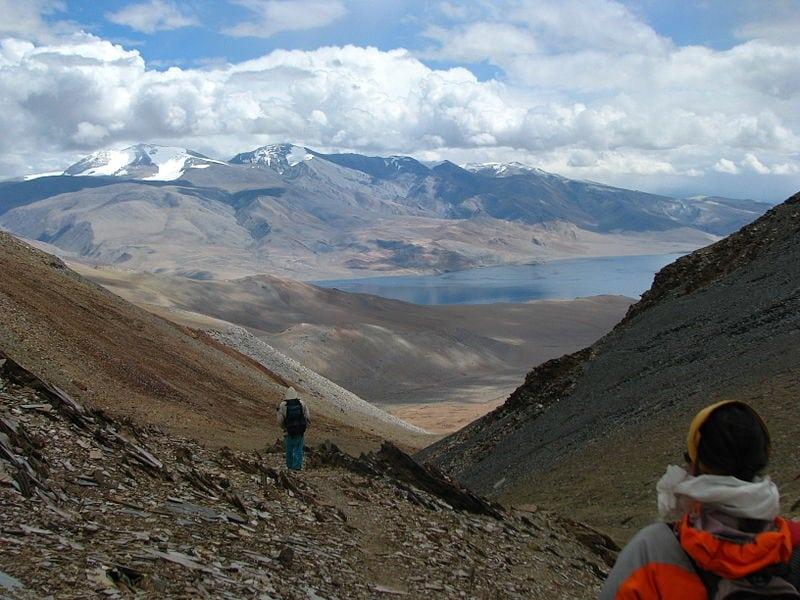 Trekking In Nubra Valley