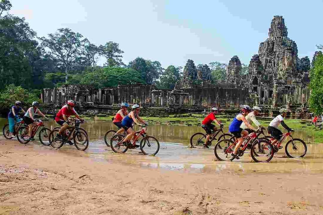 Vietnam And Cambodia Bicycle Tour