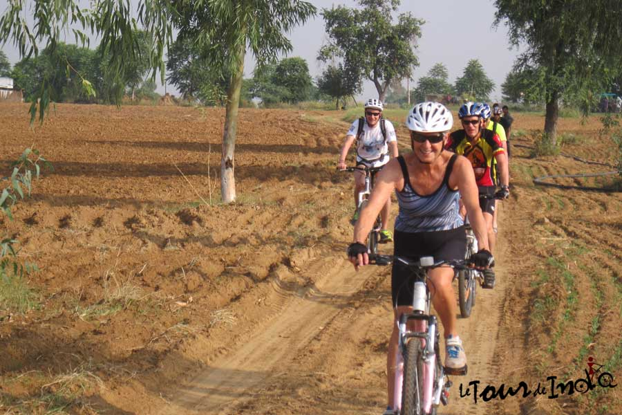 Cycling Tour of Rajasthan