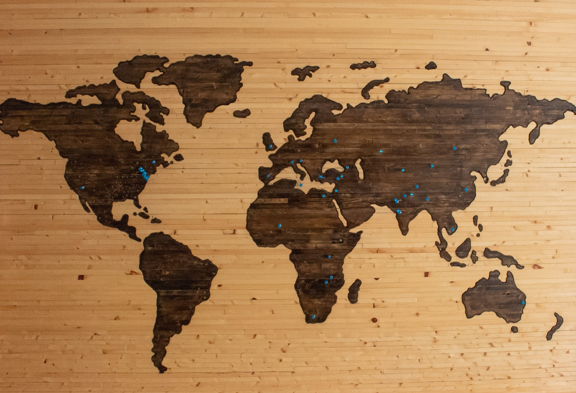 Which Is The Only Country In The World That Is Also A Continent