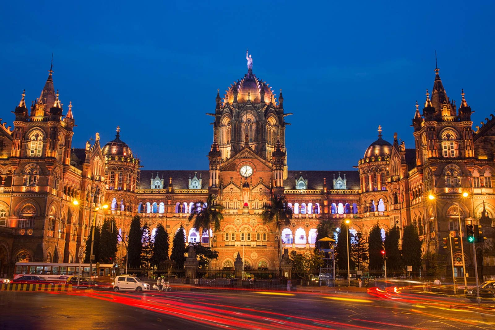 Which Of These Is An UNESCO World Heritage Site In Mumbai
