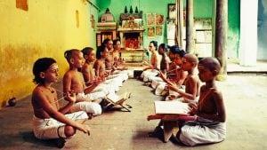 How Sanskrit Became Mattur's Primary Language
