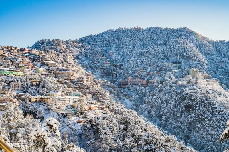 Best Tourist Places To Visit In Shimla