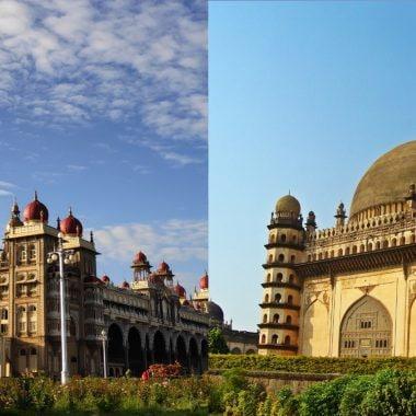 Historical Monuments In Karnataka